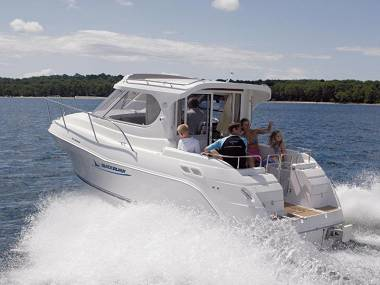 Quicksilver 750 (CBM Realtime) - Zadar - Charter plovila Hrvatska