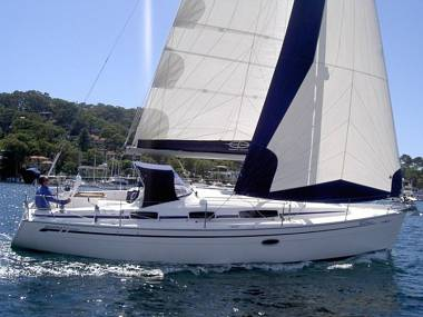 Bavaria 34 (CBM Realtime) - Preko - Charter embarcation Croatie