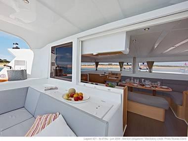 Lagoon 421 (CBM Realtime) - Primosten - Charter boten Kroatië