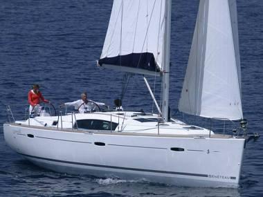 Oceanis 43 (CBM Realtime) - Biograd - Charter navi Croazia