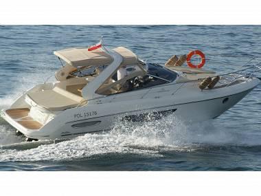 Cranchi 33 Endurance (CBM Realtime) - Sibenik - Charter embarcation Croatie