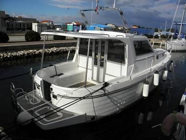 Adria 1002 (CBM Realtime) - Zadar - Charter boten Kroatië