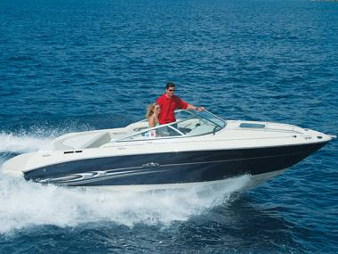 Sea Ray 240 (CBM Realtime) - Petrcane - Charter embarcation Croatie