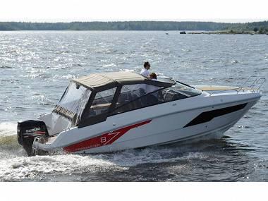 Finnmaster T8 (CBM Realtime) - Trogir - Charter boten Kroatië