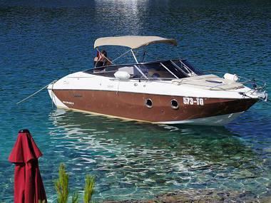 Sessa Marine S26 (CBM Realtime) - Trogir - Charter ships Croatia
