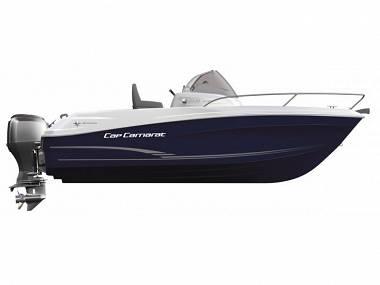 Jeanneau Cap Camarat 5.5WA S2 (CBM Realtime) - Trogir - Charter ships Croatia
