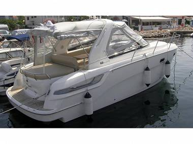 Bavaria 28 Sport (CBM Realtime) - Trogir - Charter hajókHorvátország