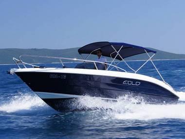 Eolo 650 (CBM Realtime) - Trogir - Charter plavidlá Chorvátsko