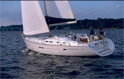 Beneteau Oceanis 423 (code:PLA 212) - Trogir - Charter boten Kroatië