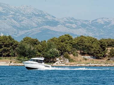 Merry Fisher 795 (CBM Realtime) - Split - Charter plavidlá Chorvátsko