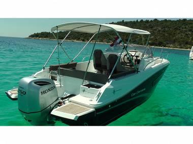 Jeanneau Cap Camarat 7.5 WA SERIE 2 (CBM Realtime) - Trogir - Charter Boote Kroatien