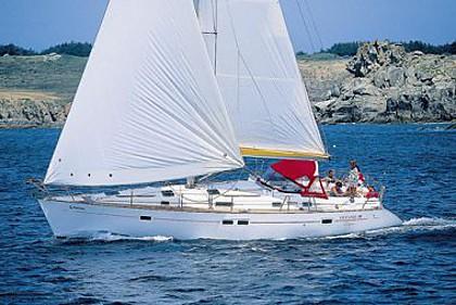 Beneteau Oceanis 411 (code:PLA 217) - Trogir - Charter hajókHorvátország