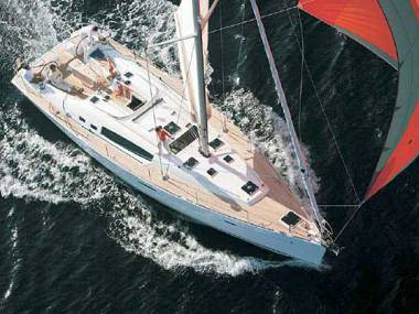 Dufour 412 Grand large (CBM Realtime) - Trogir - Charter Boote Kroatien