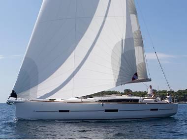 Dufour 460 Grand Large (CBM Realtime) - Sibenik - Charter ships Croatia