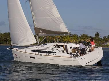 Sun Odyssey 349 (CBM Realtime) - Split - Charter Boote Kroatien