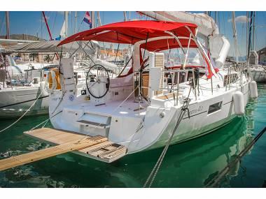 Oceanis 41.1 (CBM Realtime) - Trogir - Charter boten Kroatië