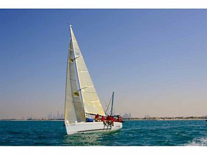 Beneteau First 34,7 (code:PLA 222) - Trogir - Charter Boote Kroatien