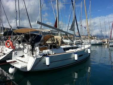 Dufour 350 GL (CBM Realtime) - Trogir - Charter plavidlá Chorvátsko