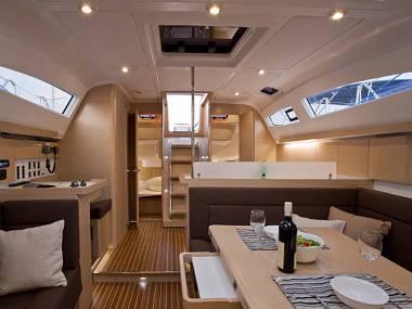 Elan Impression 45 (CBM Realtime) - Trogir - Charter Boote Kroatien