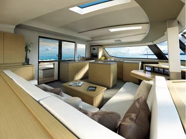 Saba 50 (CBM Realtime) - Trogir - Charter hajókHorvátország