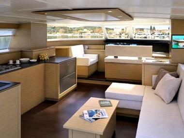Fountaine Pajot 47 Quintet (CBM Realtime) - Trogir - Charter Boote Kroatien
