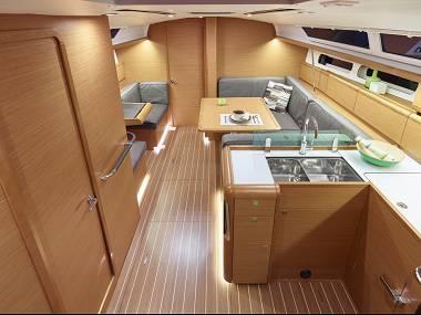 Sun Odyssey 419 (CBM Realtime) - Dubrovnik - Charter boten Kroatië