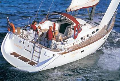 Beneteau Oceanis 473 (code:PLA 210) - Kaštel Gomilica - Charter plovila Hrvatska