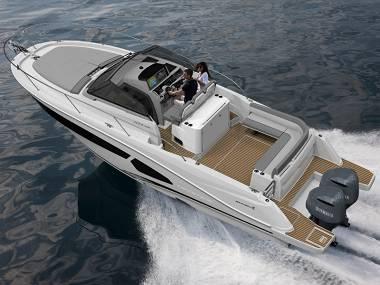 Jeanneau Cap Camarat 10.5WA (CBM Realtime) - Trogir - Charter Boote Kroatien