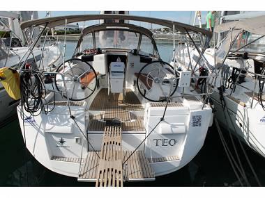 Sun Odyssey 409 (CBM Realtime) - Biograd - Charter boten Kroatië