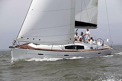 Beneteau Oceanis 40 (code:PLA 213) - Kastel Gomilica - Charter plavidlá Chorvátsko