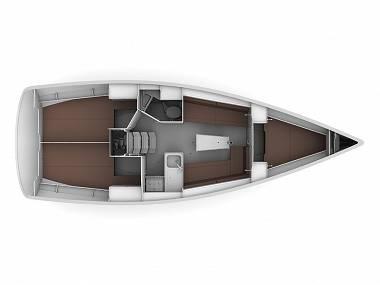 Bavaria Cruiser 34 (CBM Realtime) - Sukosan - Charter Boote Kroatien