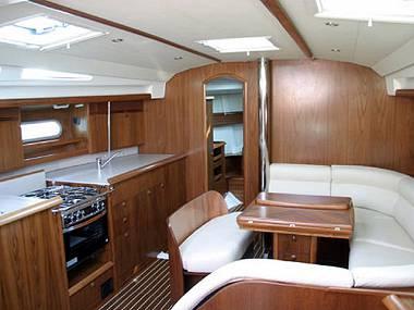 Sun Odyssey 45 (CBM Realtime) - Primosten - Charter Boote Kroatien