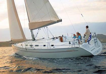 Beneteau Cyclades 43,3 (code:PLA 216) - Kastel Gomilica - Charter Boote Kroatien