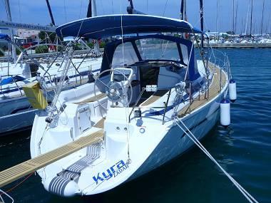 Bavaria 36 (CBM Realtime) - Sukosan - Charter navi Croazia