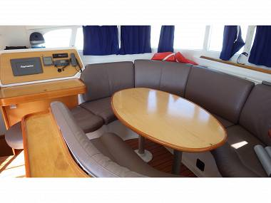 Lagoon 410 (CBM Realtime) - Seget Donji - Charter embarcation Croatie