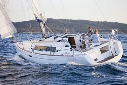 Beneteau Oceanis 31 (code:PLA 223) - Kastel Gomilica - Charter embarcation Croatie