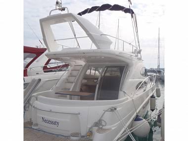 Sealine F37 (CBM Realtime) - Seget Donji - Charter plavidlá Chorvátsko