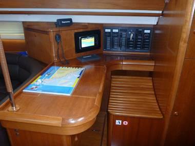 Sun Odyssey 54DS (CBM Realtime) - Seget Donji - Charter ships Croatia