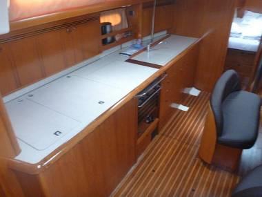 Sun Odyssey 45 (CBM Realtime) - Seget Donji - Charter navi Croazia