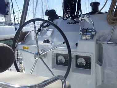 Lagoon 400 S2 (CBM Realtime) - Seget Donji - Charter Boote Kroatien