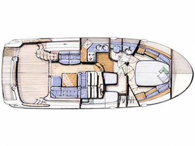 Prestige 36 (CBM Realtime) - Seget Donji - Charter boten Kroatië