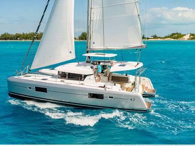 Lagoon 42 (CBM Periodic) - Slano - Charter Boote Kroatien