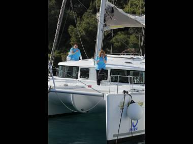 Lagoon 440 (CBM Periodic) - Split - Charter boten Kroatië