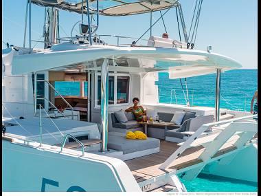 Lagoon 52 (CBM Periodic) - Split - Charter Boote Kroatien
