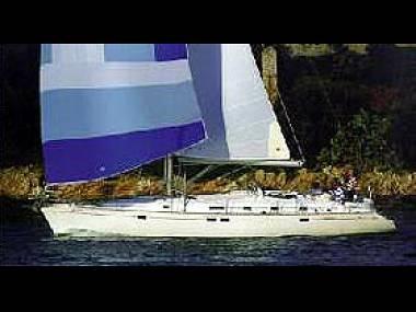 Oceanis 461 (CBM Periodic) - Sukosan - Czarter statki Chorwacja