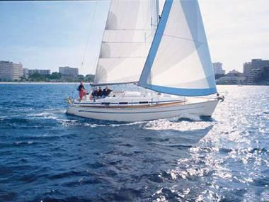 Bavaria 36 (CBM Periodic) - Sukosan - Charter navi Croazia
