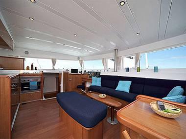 Lagoon 420 (CBM Periodic) - Sukosan - Charter ships Croatia