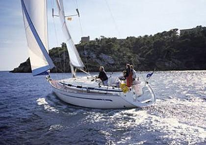 Bavaria 36 (code:PLA 237) - Kastel Gomilica - Charter plovila Hrvaška