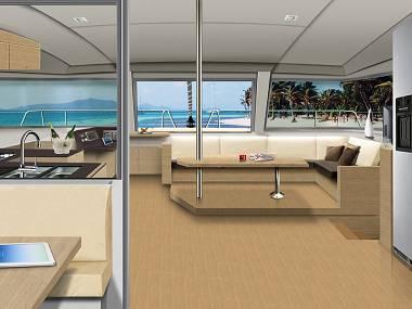 Bali 4.5 (CBM Realtime) - Trogir - Charter Boote Kroatien