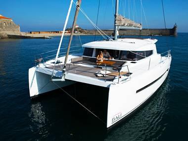 Bali 4.5 (CBM Realtime) - Sukosan - Charter ships Croatia